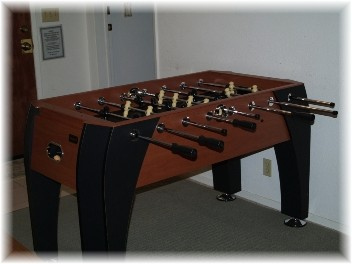 Foosball Table Photo